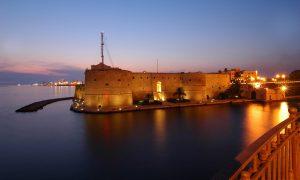 Scambisti Taranto: club e location